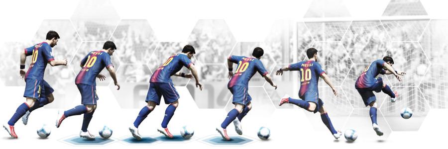FIFA 14 - Next-Gen Lionel Messi Commercial