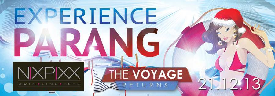 Experience PARANG!