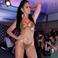 "Miss ""Bum Bum"" 2013, photo courtesy: News Rio/Splash News"