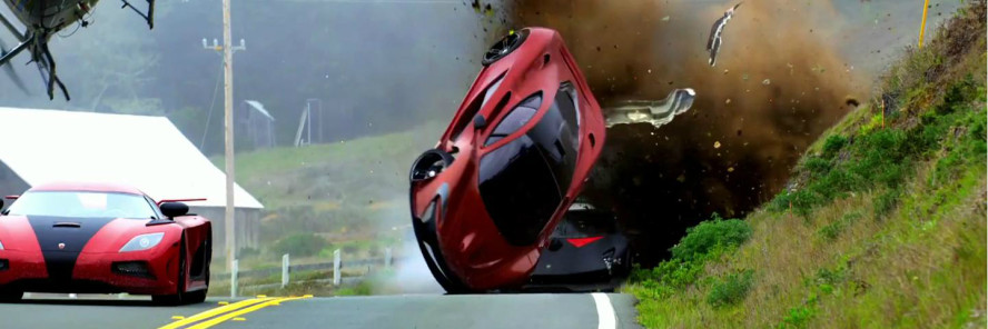 AKT Whips: Need for Speed The Movie - Official Trailer