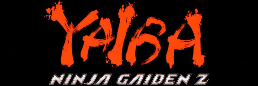 yaiba_ninja_gaiden_z_title
